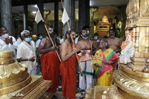 Tridendi Chinnajeeyar Swamy Visit to Sri Pat15