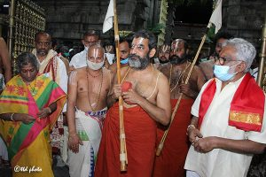 Tridendi Chinnajeeyar Swamy Visit to Sri Pat2