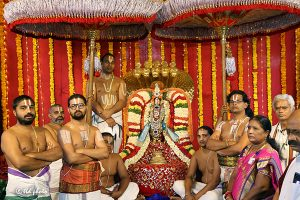 CHINNASESHA VAHANAM AT SRI KRT 04