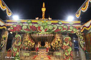 Temple Flower Decration3