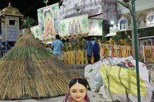Temple Flower Decration6
