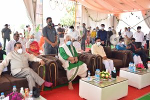FOUNDATION STONE LAYING CEREMONY HELD FOR JAMMU TEMPLE6