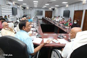 Addl Eo Meeting 1