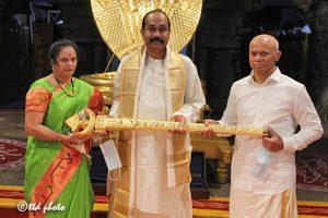 Donation of Surya Katari2