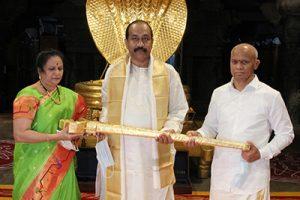 Donation of Surya Katari3
