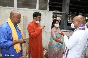 DRDO CHAIRMAN VISIT TO GOSHALA5