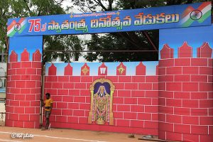 Independence Day Celebrations Arrangement3