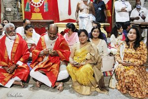 Lok Sabha Speaker Om Birla vsit to SKVST 4