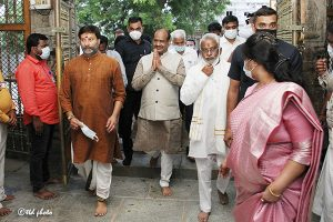 Lok Sabha Speaker Om Birla vsit to SKVST7