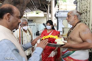 Lok Sabha Speaker Om Birla vsit to SRI KT4