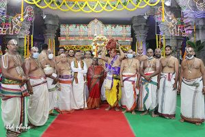 Pavithrotsavam Ankurarpanam2