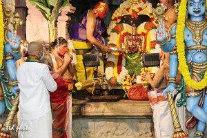 Pavithrotsavam Ankurarpanam3