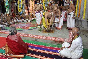 Pavithrotsavam Ankurarpanam4