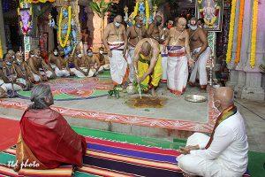 Pavithrotsavam Ankurarpanam6