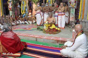 Pavithrotsavam Ankurarpanam8